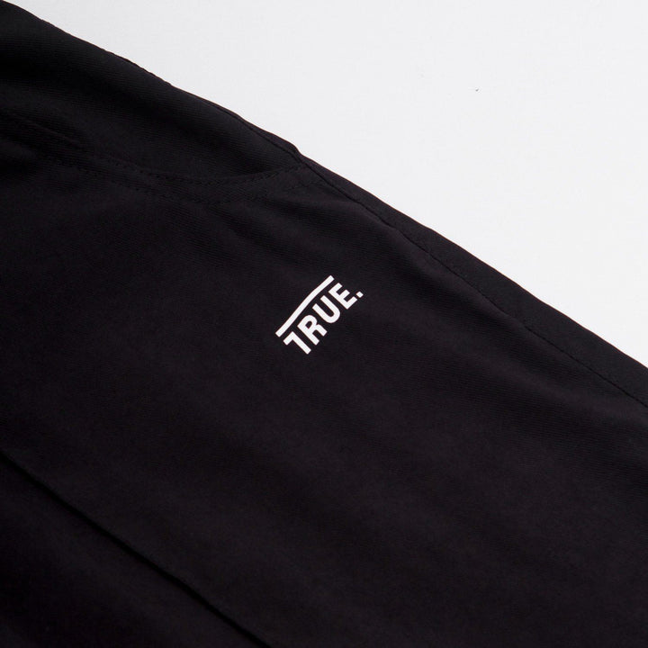 True Maxi Pants -Black
