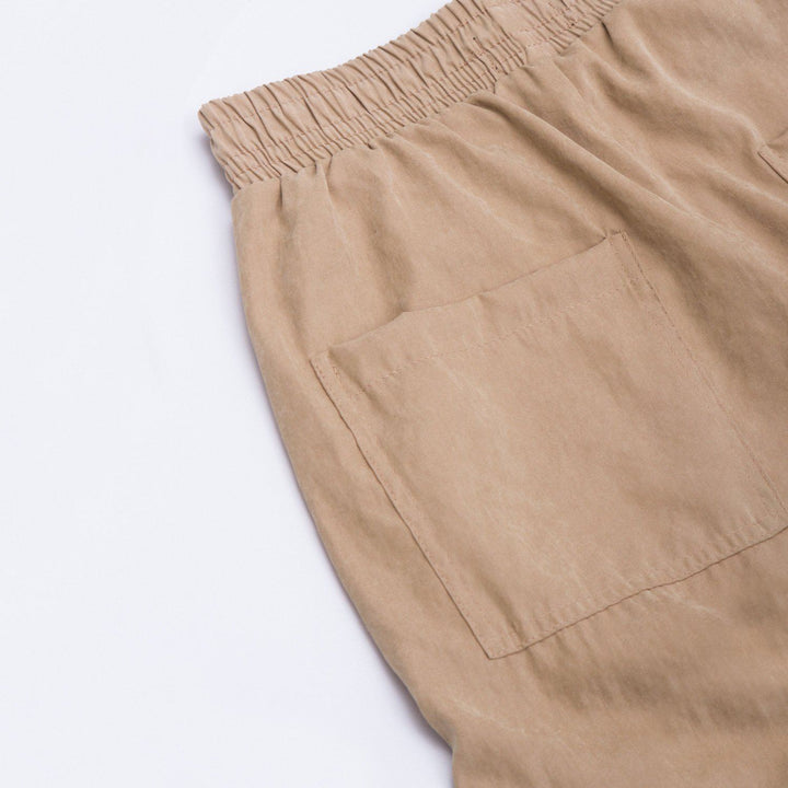True Maxi Pants - Camel