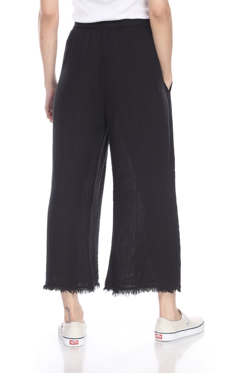 THE FRAYED CROP PALAZZO