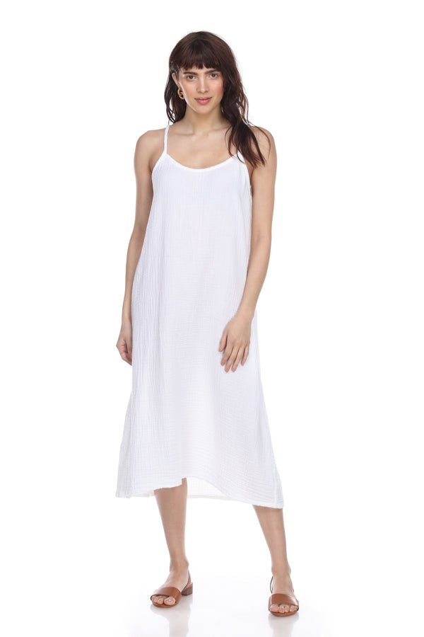 THE LONG COTTON SLIP
