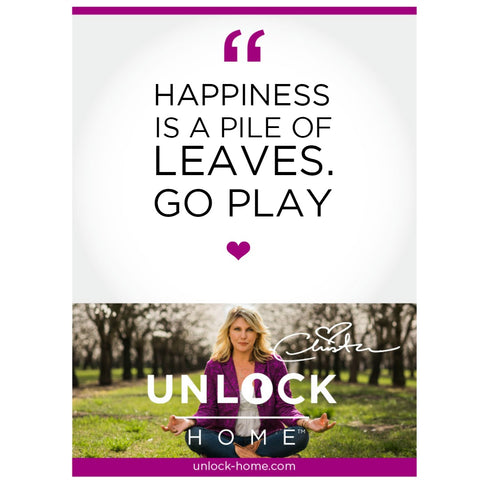 unlock-home-weekly-happy-thought-leaves