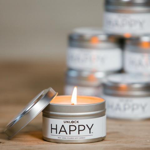 Laurie-Happy candles
