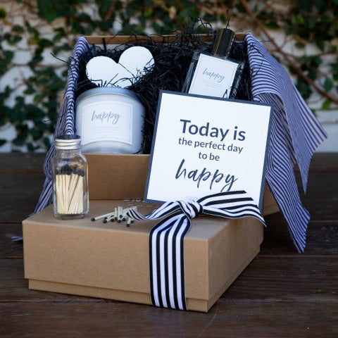 Today is the Perfect Day to be Happy box