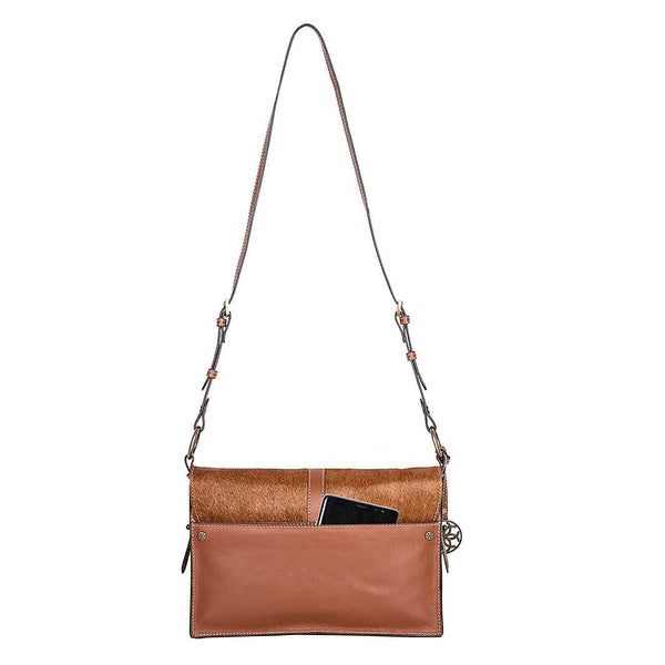 MIRADA CROSSBODY - Chestnut