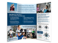 Custom MCU Clinical Advantage Marketing Brochure Package