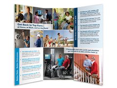 Custom PrimusRS Clinical Advantage Marketing Brochure Package