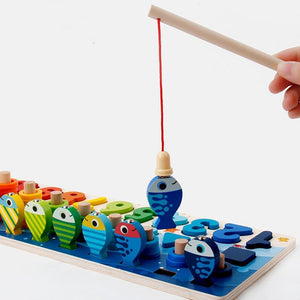 Kit educativo de Gramway-Wooden 🧸 ADOMICILIO