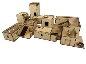 Adobe Desert Building Big Bundle