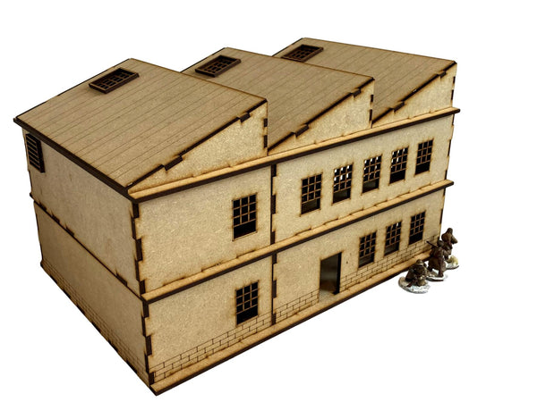 "Large Factory ""B"" Building Set"