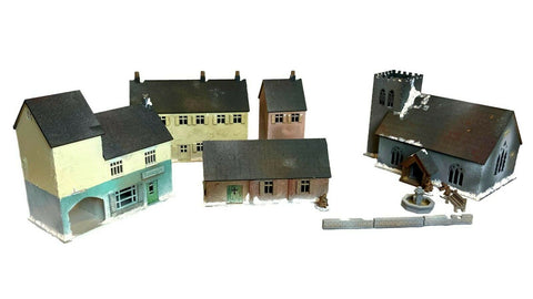 European Style Town Building Bundle