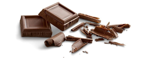 Picture of Chocolate for blog about chocolate being dangerous to cats.