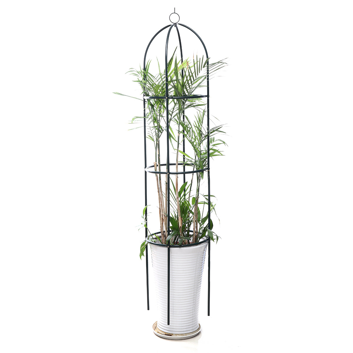 Plant Holder Garden Metal Plant Rack