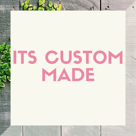 EASY CUSTOMIZE ME