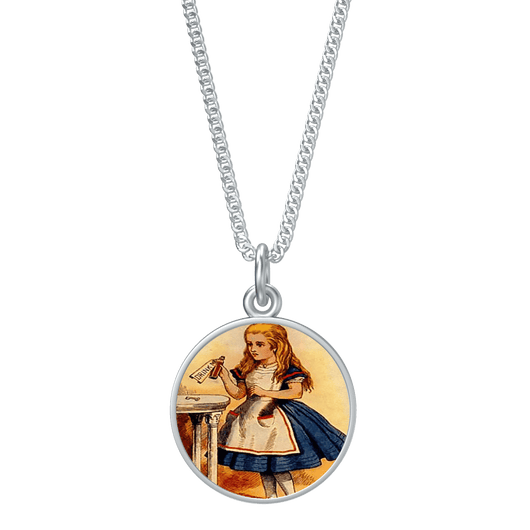 Alice in Wonderland Custom Necklace