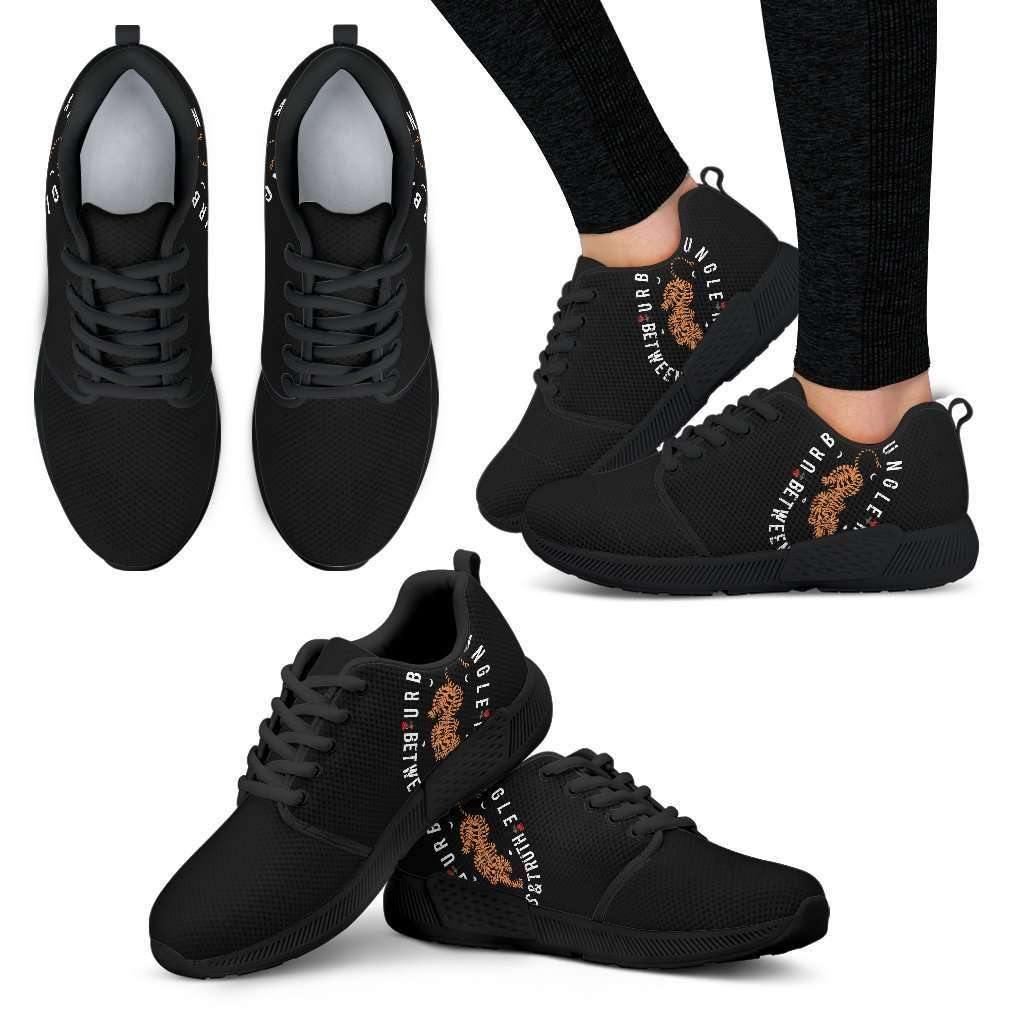 Tiger Womens Athletic Sneakers - STUDIO 11 COUTURE