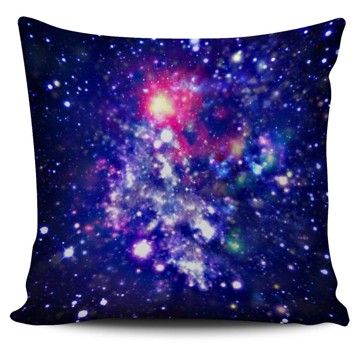 Astronomy Space Galaxy Pillow Case - STUDIO 11 COUTURE