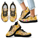 Emoji Sweets Kids Sneakers