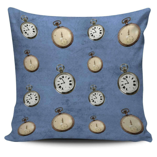 Time Pillow Case - STUDIO 11 COUTURE