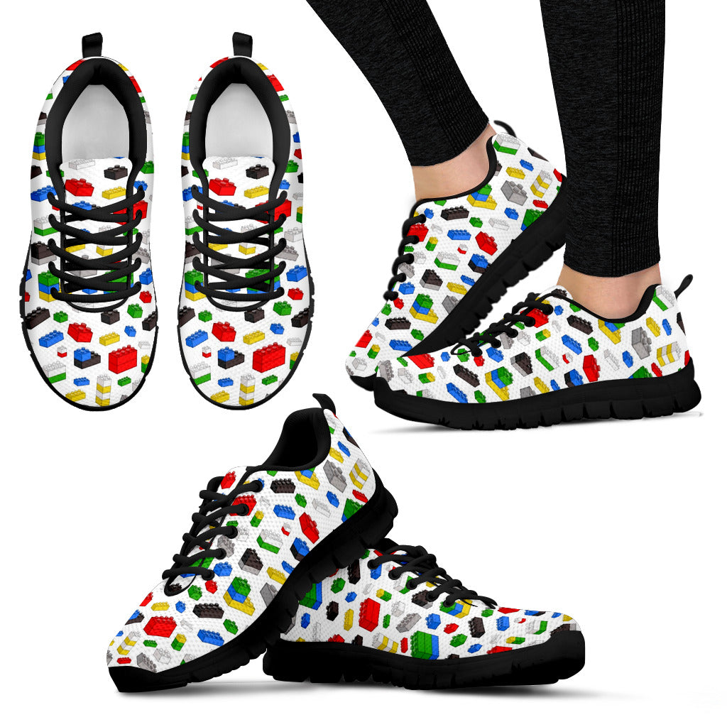 Women's Sneakers Lego's Building Blocks