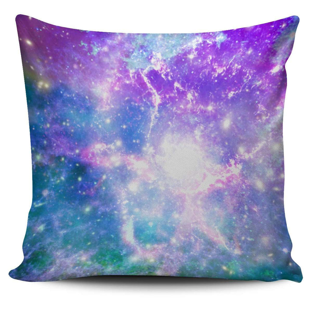 Pastel Kawaii Galaxy Space Pillow Case - STUDIO 11 COUTURE