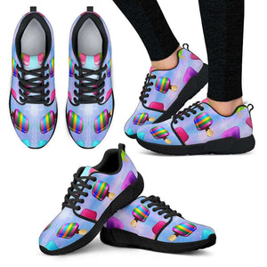 Ice Cream Womens Athletic Sneakers