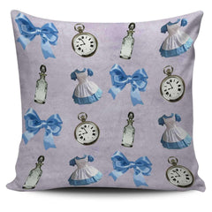 Alice in Wonderland Drink Me Pillow Case