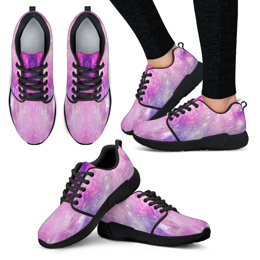 Galaxy Pastel Womens Athletic Sneakers - STUDIO 11 COUTURE