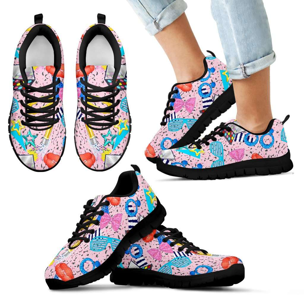 Fashion Make Up Kids Sneakers