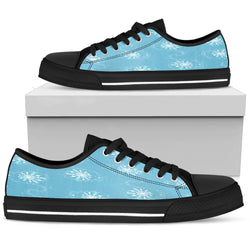 Frozen Flurry Women Low Top Shoes