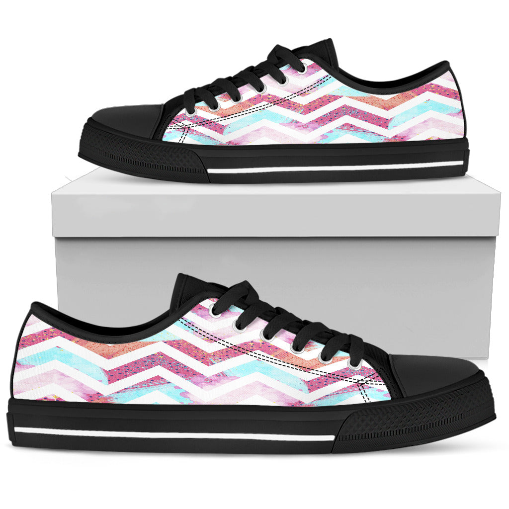 Fashion Trend Womens Low Top Shoes