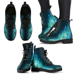 Galaxy Womens Leather Boots - STUDIO 11 COUTURE