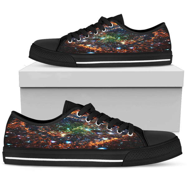 Galaxy Womens Low Top Shoes - STUDIO 11 COUTURE
