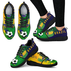 2018 FIFA World Cup Brazil Womens Athletic Sneakers - STUDIO 11 COUTURE