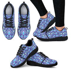 Image of Mermaid Womens Athletic Sneakers