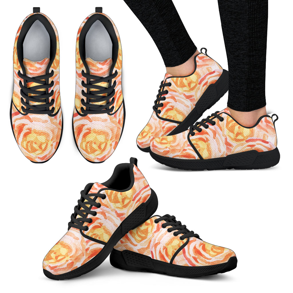 Admirable Floral Spring Women Athletic Sneakers