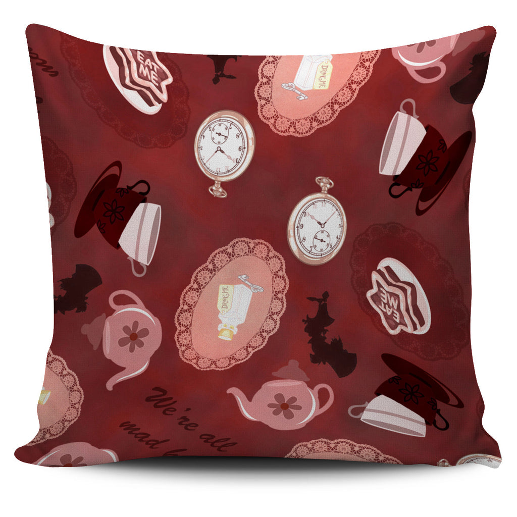 Alice In Wonderland Fashion Pillow Case