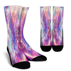 Galaxy Pastel 1 Crew Socks - STUDIO 11 COUTURE