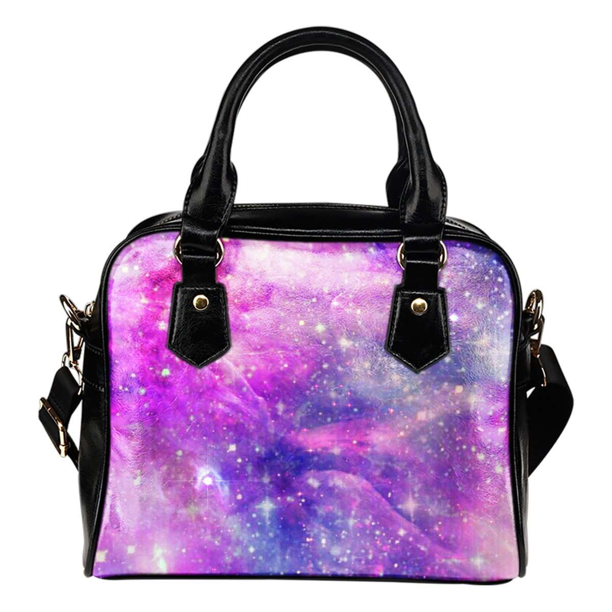 Pastel Galaxy 1 Shoulder Handbag - STUDIO 11 COUTURE