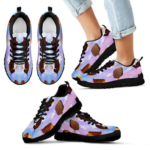 Ice Cream Kids Sneakers - STUDIO 11 COUTURE