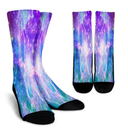 Galaxy Pastel 4 Crew Socks - STUDIO 11 COUTURE
