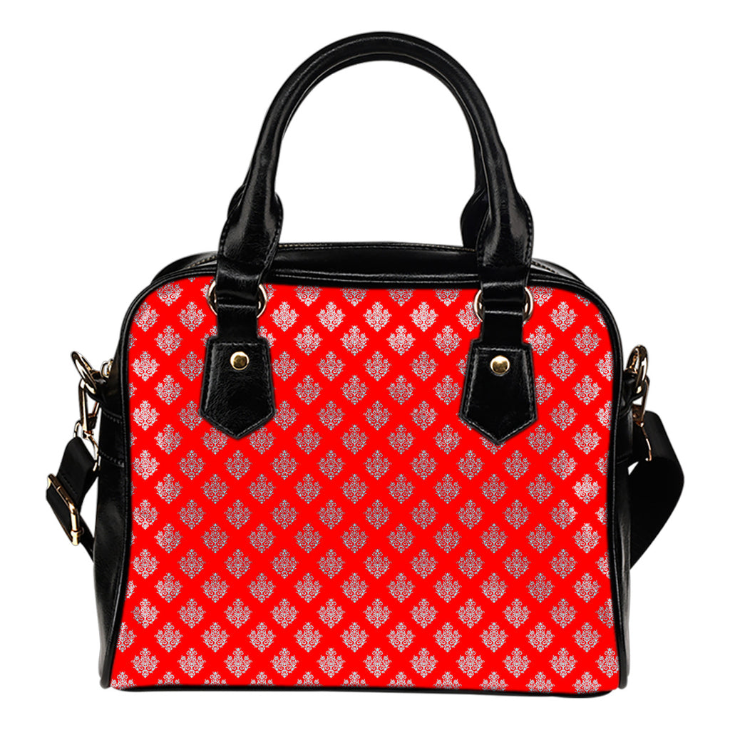 Betty Boop Themed Design B9 Women Fashion Shoulder Handbag Black Vegan Faux Leather