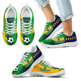 2018 FIFA World Cup Brazil Kids Sneakers - STUDIO 11 COUTURE