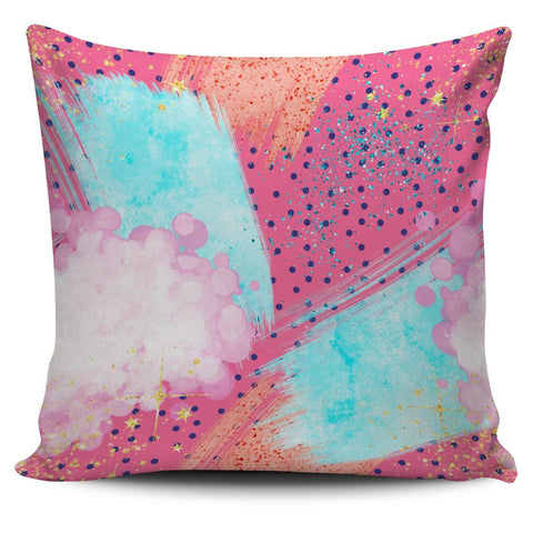80's Fashion 1 Pillow Case - STUDIO 11 COUTURE