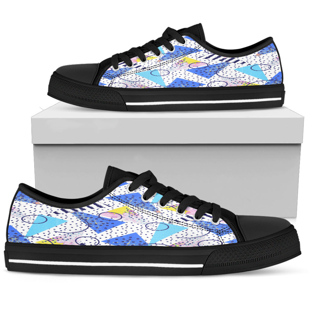 80's Fashion Womens Low Top Shoes - STUDIO 11 COUTURE