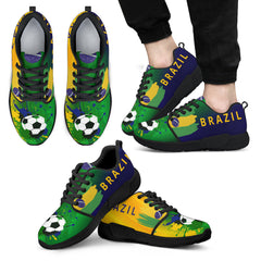 Image of 2018 FIFA World Cup Brazil Mens Athletic Sneakers