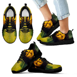 Mona Lisa Smile Kids Sneakers - STUDIO 11 COUTURE