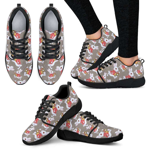 White Rabbit Womens Athletic Sneakers - STUDIO 11 COUTURE