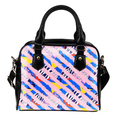 80's Fashion 15 Shoulder Handbag - STUDIO 11 COUTURE