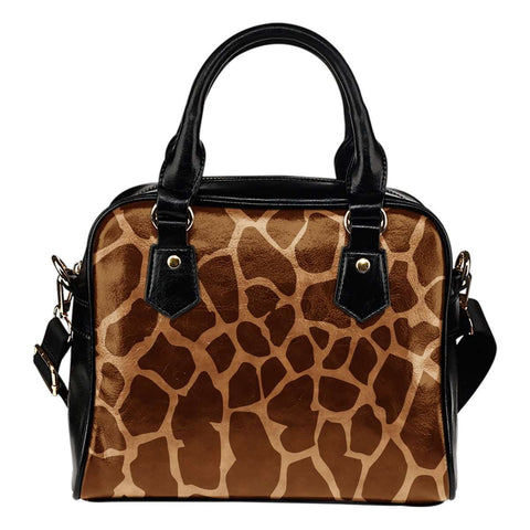 Animal Prints Giraffe 2 Shoulder Handbag