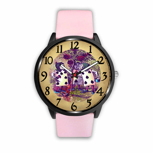 Limited Edition Vintage Inspired Custom Watch Alice Color Clock 2.9 - STUDIO 11 COUTURE